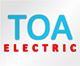 TOA ELECTRIC